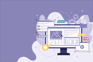 website with responsive design