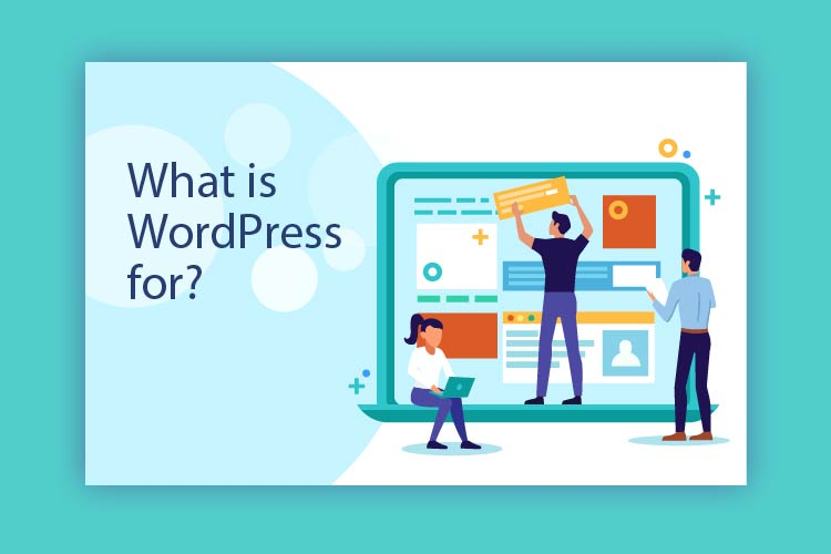 what is wordpress for